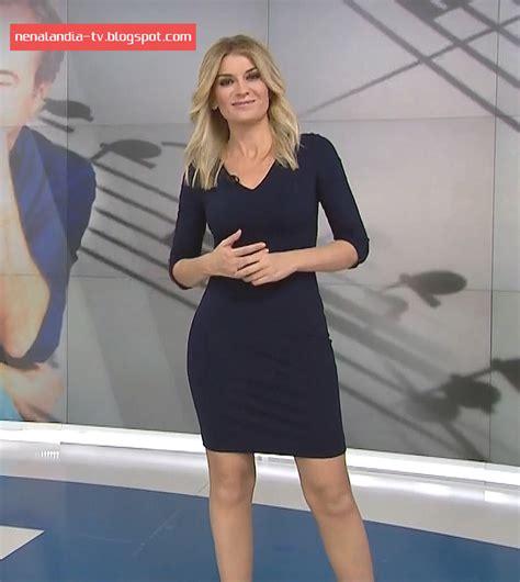 Nenalandia tv: Sandra Golpe   A3 Noticias   15/11/17