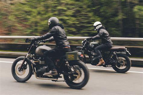 Neo retro : la moto vintage a le vent en poupe | Le blog ...