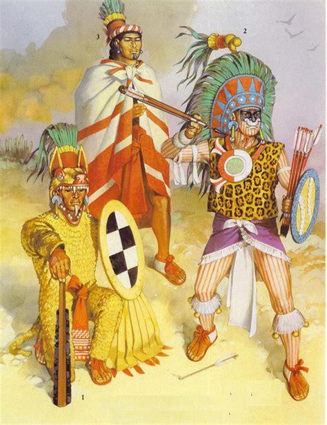 NEPOHUALTZINTZIN: Cómputo Azteca: ¿QUÉ ERAN LOS GUERREROS ...