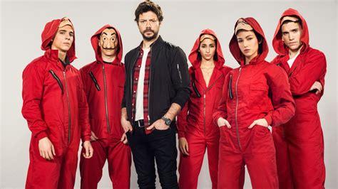 Netflix, Atresmedia Pact for New Third Part of 'La Casa de ...