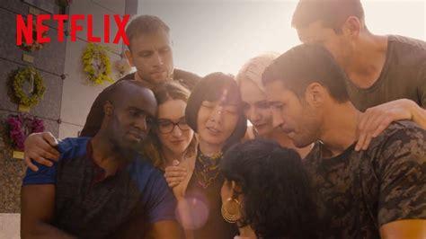 Netflix ha deciso: per Sense8 un finale da due ore ...