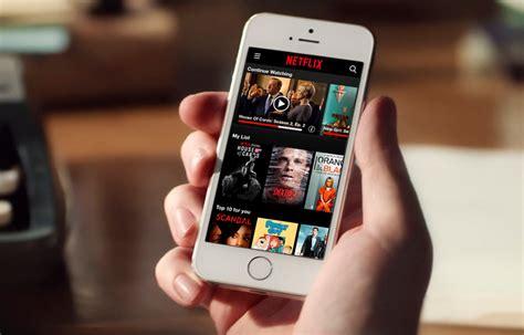 Netflix permite descargar películas y series para verlas ...