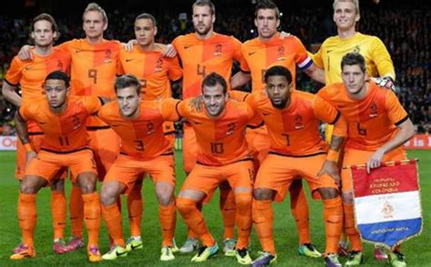 Netherlands announce 30-man provisional squad for the FIFA ...