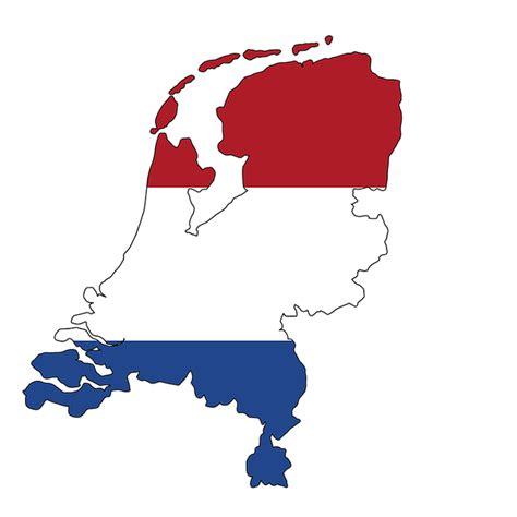Netherlands Map Land · Free image on Pixabay