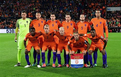 Netherlands v Belarus - FIFA 2018 World Cup Qualifier - Zimbio