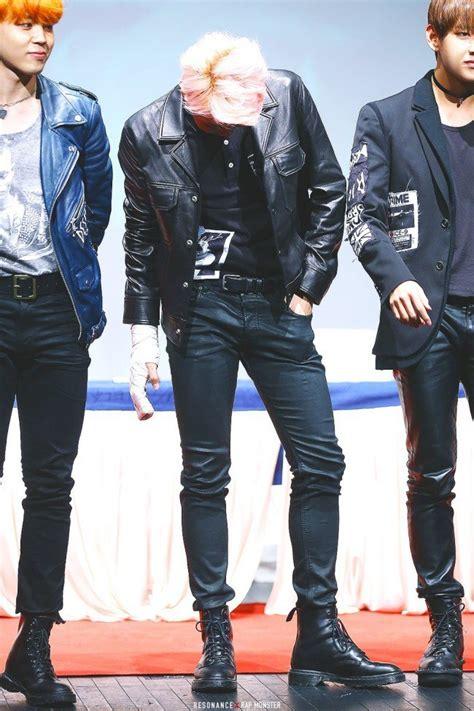 Netizens leak the true body measurements of each BTS ...