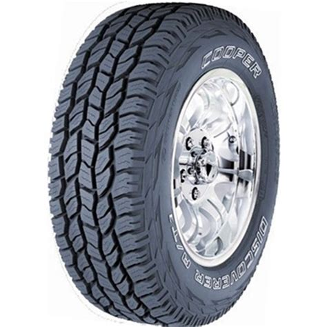 Neumático 4x4 COOPER DISCOVERER A/T3 245/70 R16 111 T XL ...
