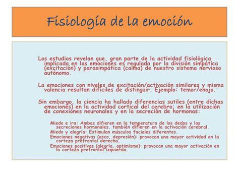 Neuropsicologia de las emociones  2