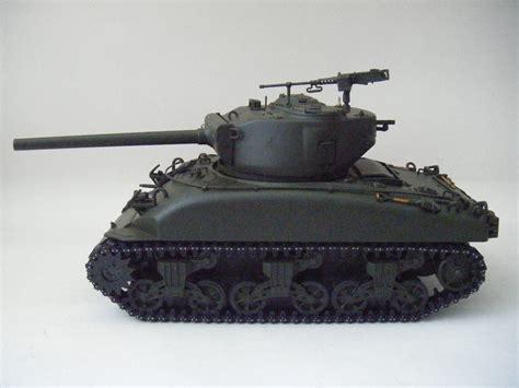 New 1:16 Radio Control Mato Sherman M4A1 76 W Tank 2.4G ...