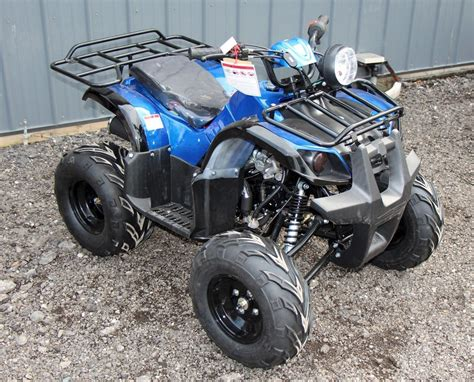 NEW 125cc child youth kids ATV four stroke AUTOMATIC ...
