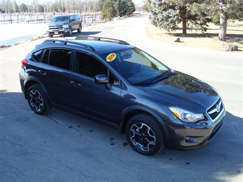 New 2015 Subaru XV Crosstrek For Sale - CarGurus