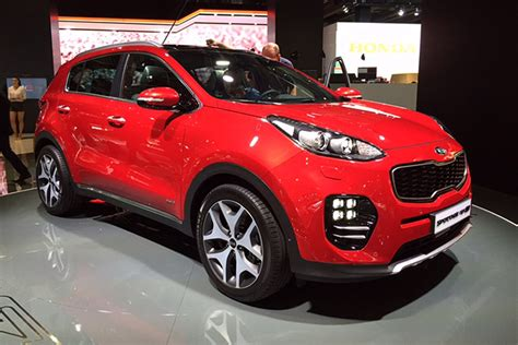 New 2016 Kia Sportage goes on sale from £17,995 | Auto Express