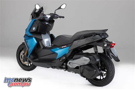 New 2018 BMW C 400 X | 34hp 350cc single | MCNews.com.au
