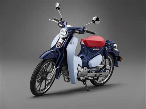 New 2019 Honda Super Cub 125 is Releasing in the USA ...