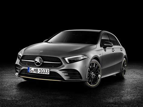 New, 2019 Mercedes Benz A Class Ups Its Small Car Game ...