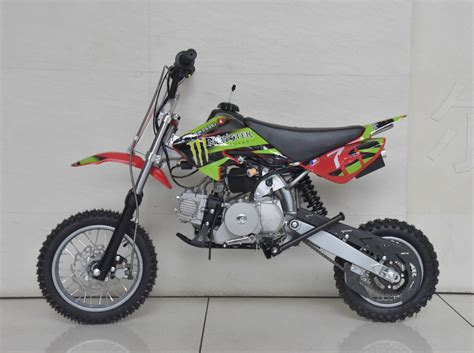 NEW 90cc Semi Automatic Dirt Bike For Sale. Cheap Freight