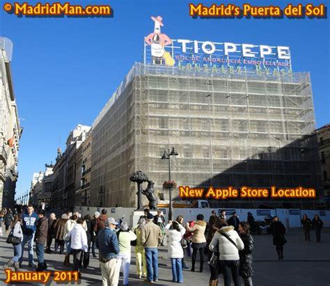 New Apple Store in Madrid Puerta del Sol   Madrid Blog ...