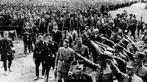 New Book Reveals Postwar Germany's Nazi Party Ties Cover-Up