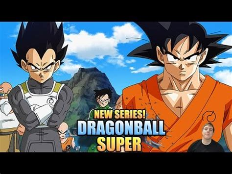 New Dragon Ball Super Anime TV Series July 2015 - My ...