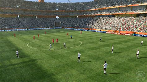 New FIFA World Cup Screens Strides Through The Tunnel
