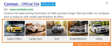 New from Bing Ads: Image Extensions - Bing Ads