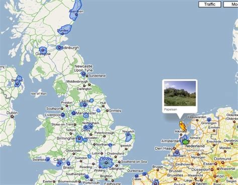 New Google Street View for UK, Netherlands in Google Earth ...