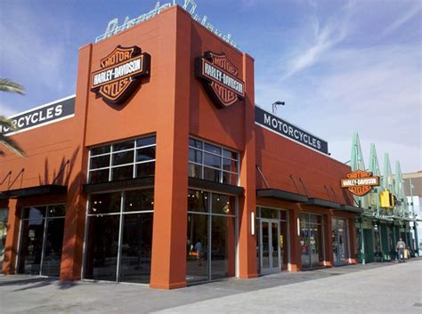 New Harley Davidson Location open at Downtown Disney ...