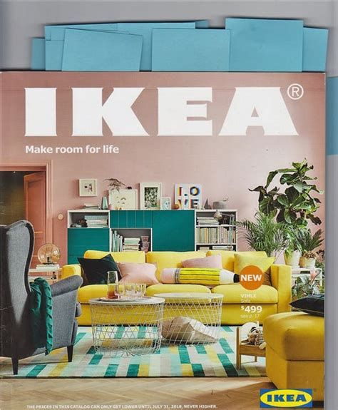 New IKEA 2018 Catalog & Top 10 New Products Sneak Peek ...