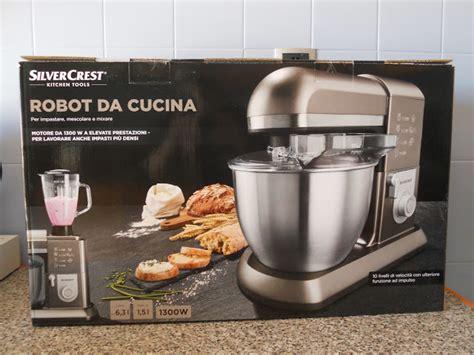 NEW IN Robot de Cozinha Silvercrest