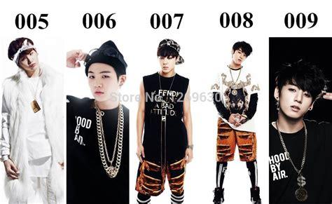 New Kpop BTS Bangtan JIN SUGA J espoir dans V Boyfriend ...