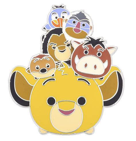 New Lion King Tsum Tsum Slider Pin Released! | Disney Tsum ...