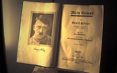 New  Mein Kampf  publication  a slap in the face to ...