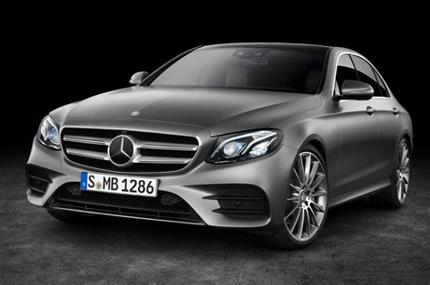 New Mercedes Benz E class unveiled at 2016 Detroit motor ...