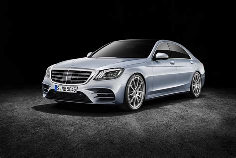 New Mercedes Benz S class facelift  2017 : specs, news and ...