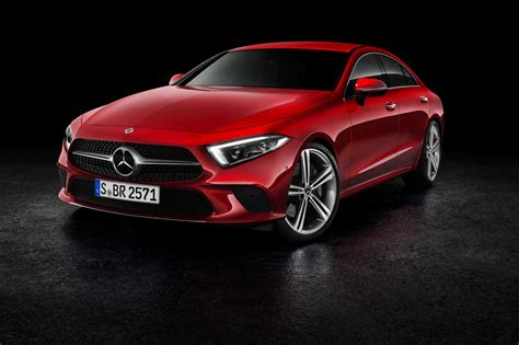 New Mercedes CLS  2018 : everything you need to know by ...