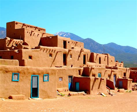 New Mexico's Taos Pueblo, inhabited for 1,000 years | KCBX