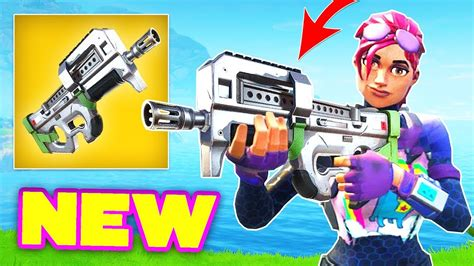 NEW P90 WEAPON COMING!  Fortnite Battle Royale Top Players ...