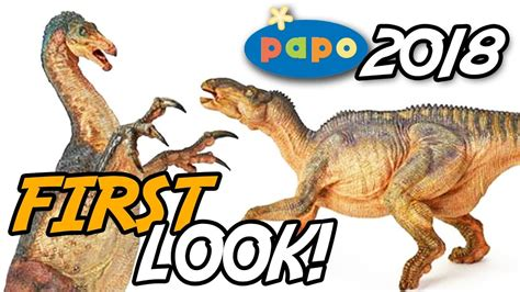 NEW Papo® 2018 Dinosaurs | First Look!   YouTube