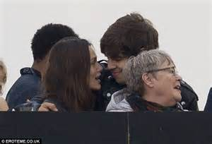 New parents Keira Knightley and James Righton pack on PDA ...