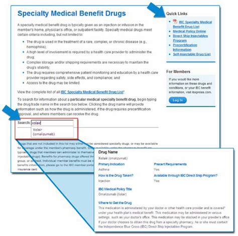 New resources available for medical specialty drugs