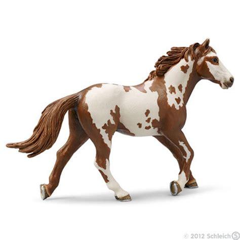*NEW* SCHLEICH 13616 Pinto Stallion Model - RETIRED | eBay