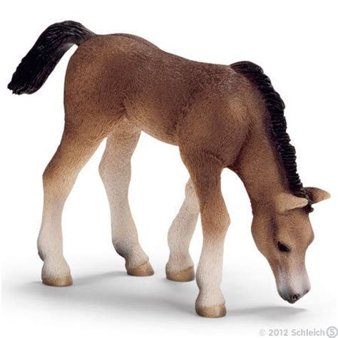 *NEW* SCHLEICH 13652 Arabian Foal, Grazing - Horse Equine ...
