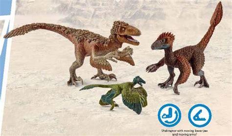 New Schleich Dinosaurs for 2017 (Part 2)