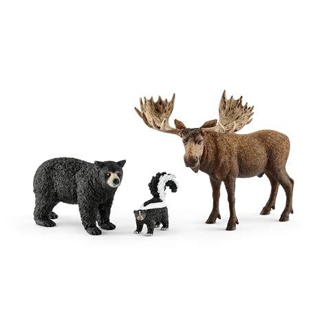 NEW! SCHLEICH WILDLIFE WILD ANIMAL FIGURES   FULL RANGE ...