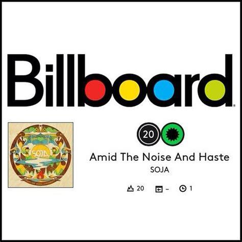 New SOJA Album Debuts In Billboard Top 20 | SOJA