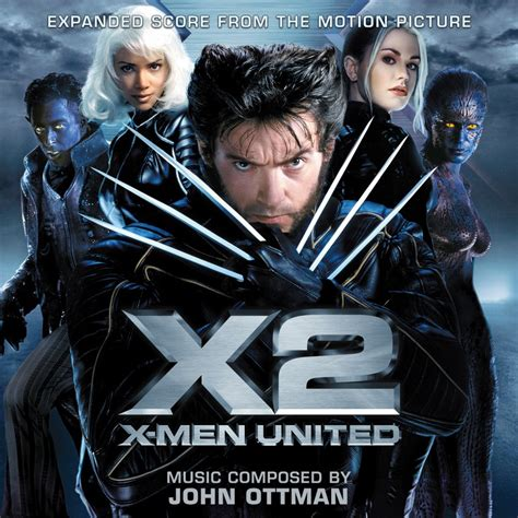New Soundtrack Editions for 'X2' and 'The Phantom ...
