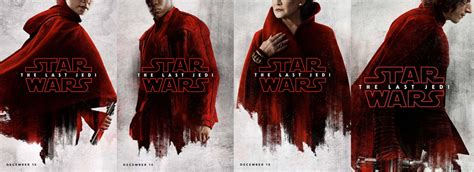New Star Wars 8 posters are a bold tease – My Movie Life ...