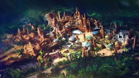 New Star Wars Land Concept Art   MiceChat