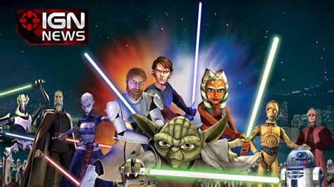 New Star Wars: The Clone Wars Episodes Now Online   IGN ...