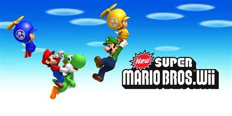 New Super Mario Bros. Wii | Wii | Juegos | Nintendo